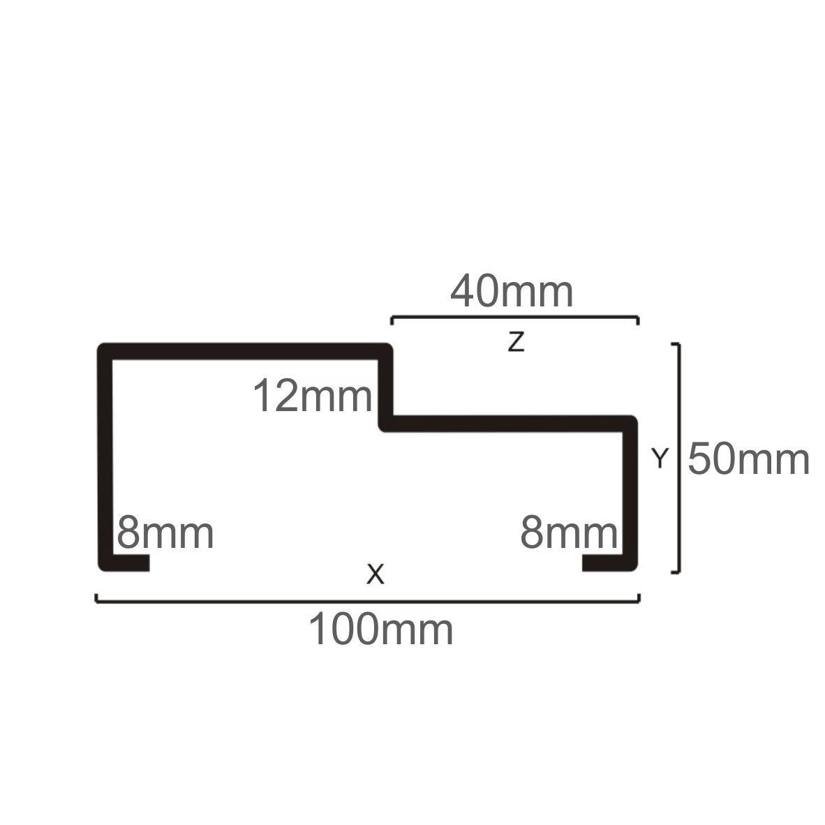 Angdorr Metal Door Frame ADF 01