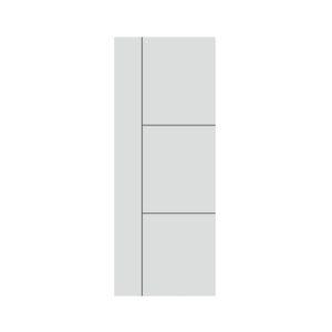 Pintu HDF Angzdorr Groove D