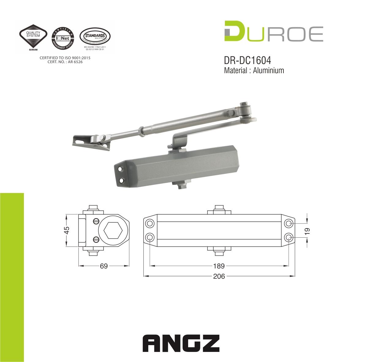 DR-DC1604