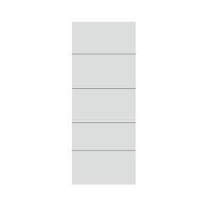 Pintu HDF Angzdorr Groove HX